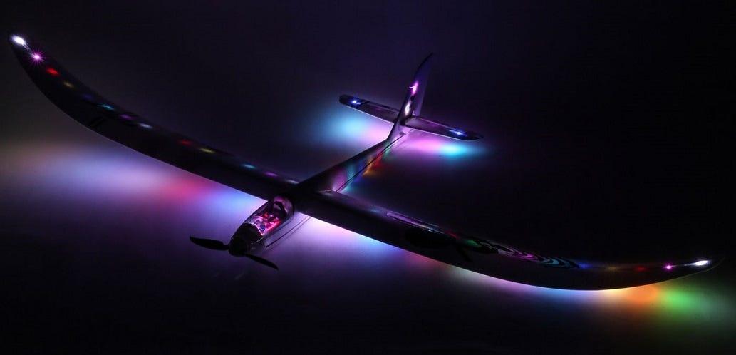 E-Flite Night Radian Glider