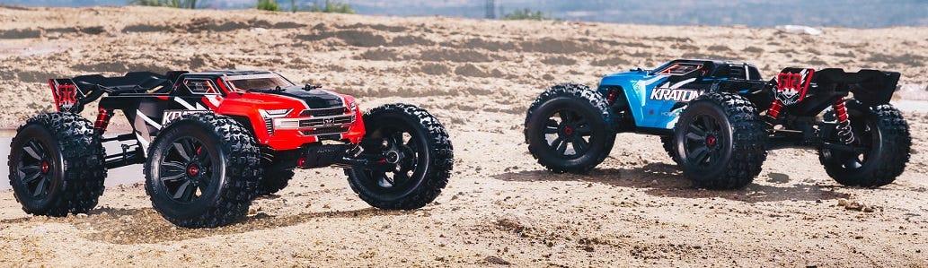 Arrma Kraton 6S RC Monster Truck