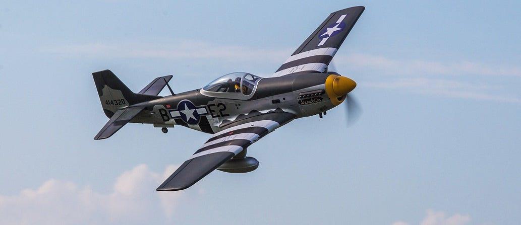 WWII RC Warbird