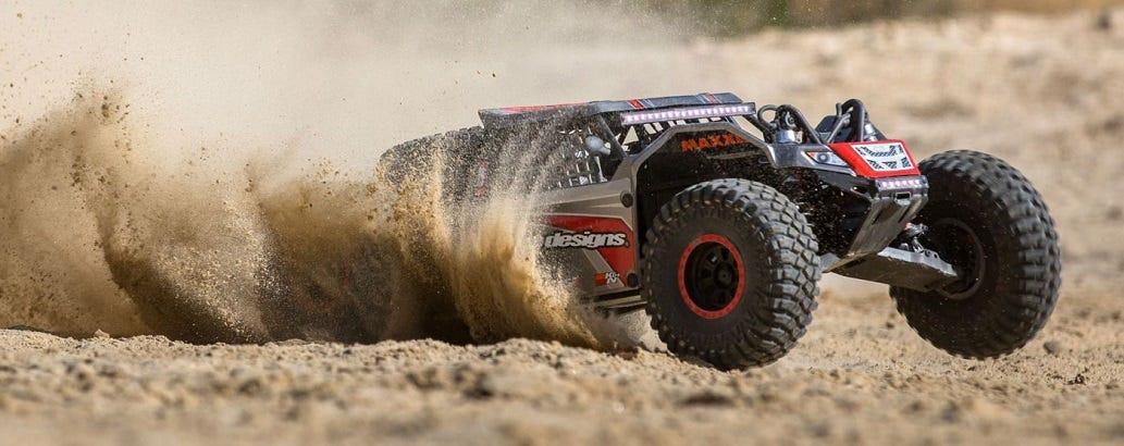 Losi Super Rock Rey Rock Racer