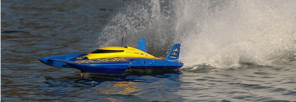 ProBoat UL-19 Hydropane RC Boat