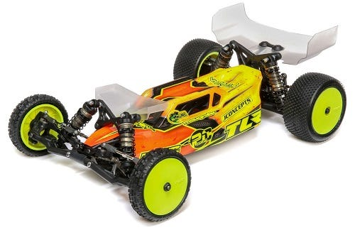 TLR 22 5.0 Buggy Astro Edition