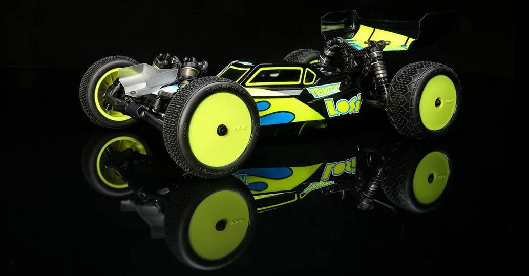 TLR 22 5.0 DC Elite Race Buggy Kit