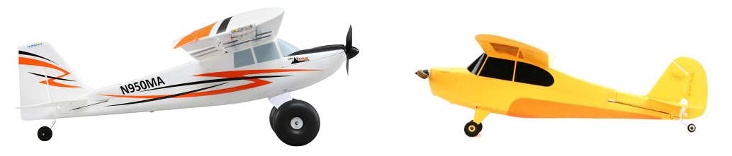 Ultra Micro RC planes