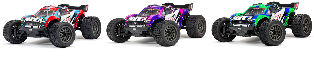 Arrma Vorteks RC Car