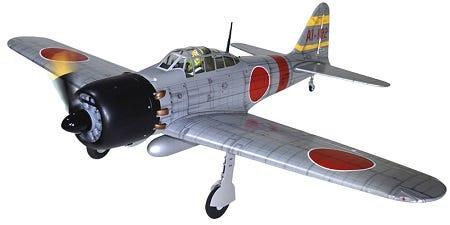 Phoenix Model Zero A6M RC Plane