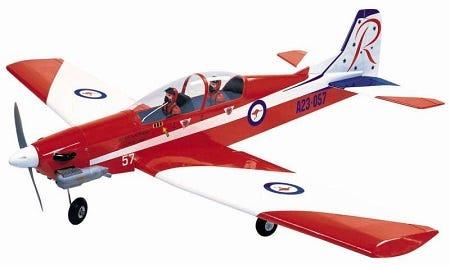 PC-9 Roulette RC Plane