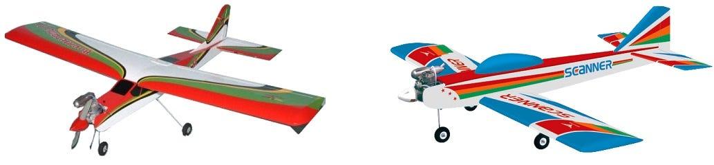Phoenix Models RC Planes
