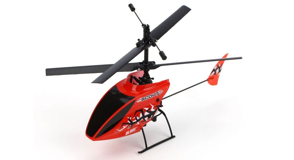 Blade Scout CX Heli