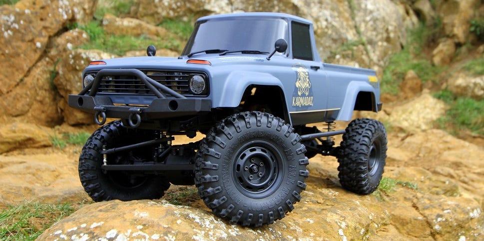 Carisma SCA-1E Coyote 2.1 Rock Crawler