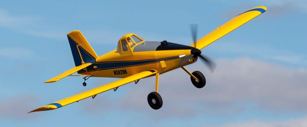 E-flite Air Tractor RC Plane