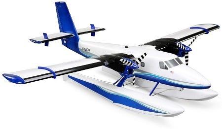 E-Flite Twin Otter RC plane