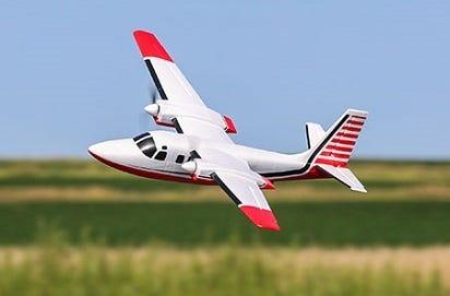 RC electric plane