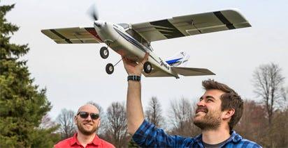 Hobbyzone beginner plane