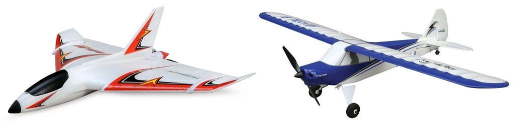 E-Flite Planes SAFE Technology