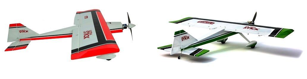 Hangar 9 Ultra Stick RC plane
