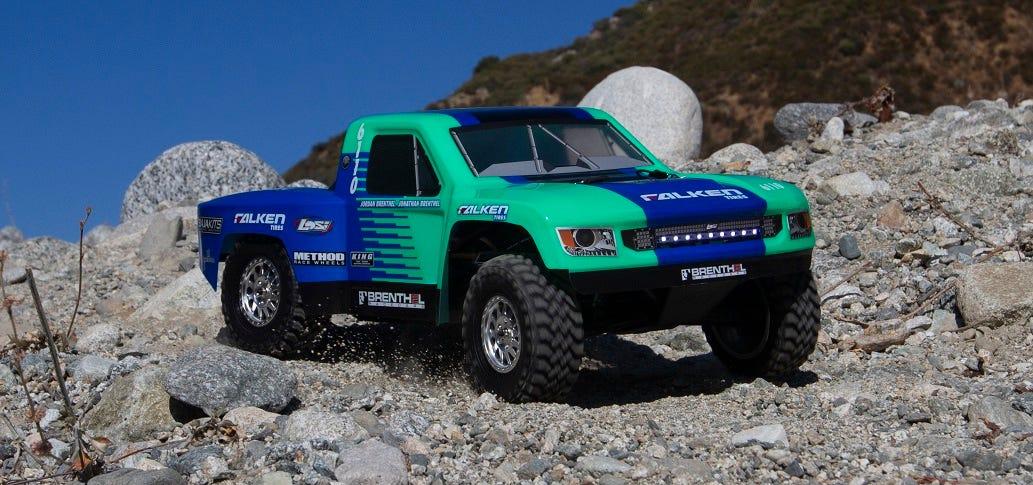 Losi Tenacity TT Pro RC Trophy Truck