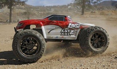 Losi LST XXL Monster Truck