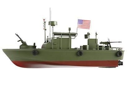 Model RC boat