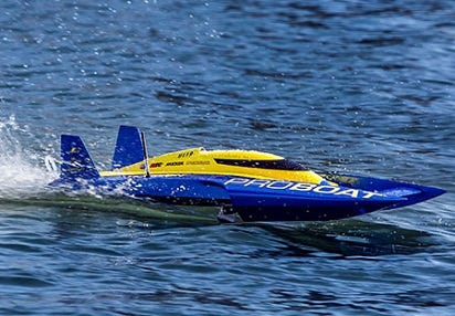 RC electric Boat