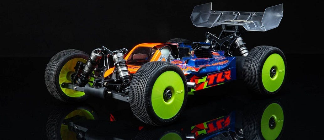 TLR 8IGHT-X Elite Competition RC Buggy