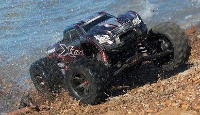 Brushless RC Car