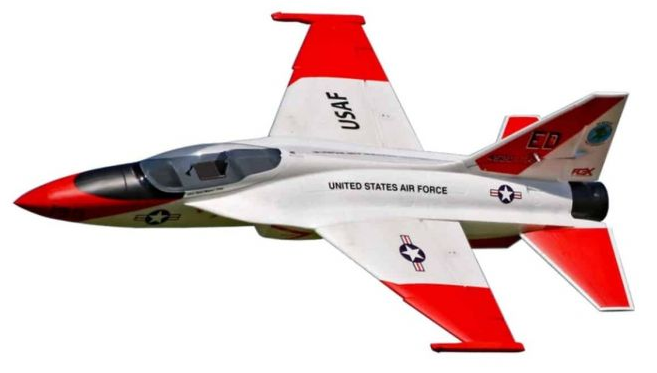 Flex Jet Thrust Vector Super