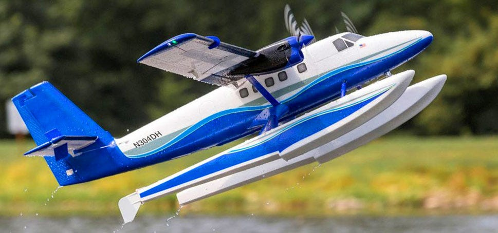 Twin Otter RC Plane