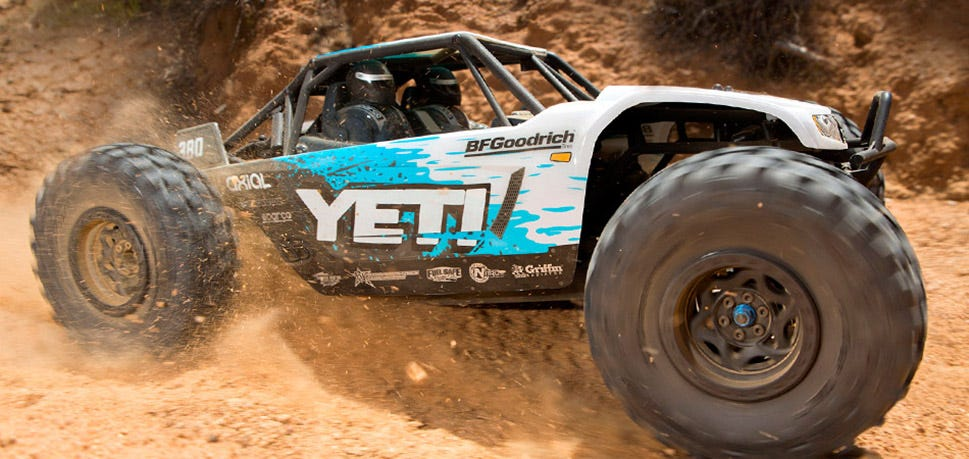 Axial Yeti RC Rock Racer